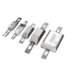 Tecnoseal Zinc anode with SS welderstrip, several dimensions