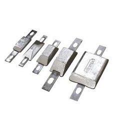 Tecnoseal Zink anode met RVS lasstrip, verschillende afmetingen