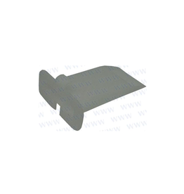 RecMar Parsun F40 EXHAUST GUIDE, PLASTIC (PAF40-02000004)