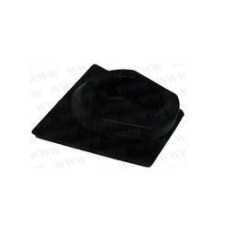 RecMar Parsun F40, F50 & F60 RUBBER PLUG, UPPER CASING (PAF40-00000002)