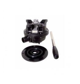 Lenspomp handmatige bilge pomp onderwater montage