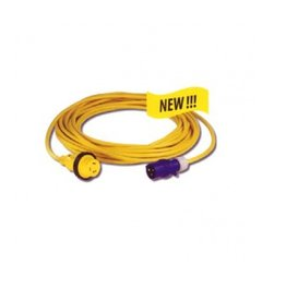 Golden Ship Cord set with male plug and female connector