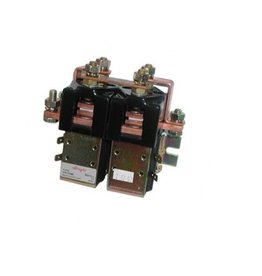 Contactor (coupled) 1 pole 12 / 24V for short or flashing (reversing) DoubleThrow
