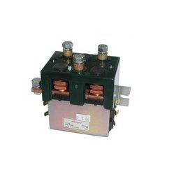 Contactor 1 pole 12 / 24V for short use DoubleThrow