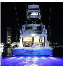 SeaBlaze Underwater lighting LED (several types)