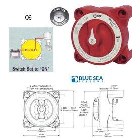 Blue Sea Hoofd schakelaar batterij/accu