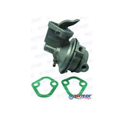 RecMar Fuel pump for Volvo Penta V6 and V8