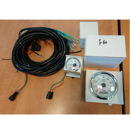 Yamaha / Parsun  F40/F50/F60 clock set trim gauge / tacho meter / hour / oil / temp etc.