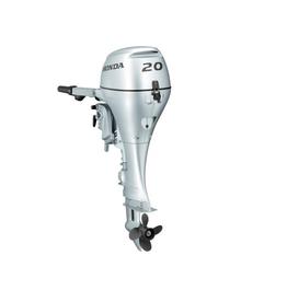 Honda 20 HP 4-stroke