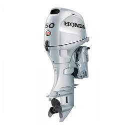 Honda 40 HP 4-stroke