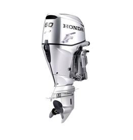 Honda 60 HP 4-stroke