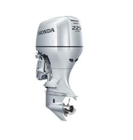 Honda 225 HP 4-stroke
