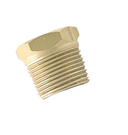 Martyr Brass plug replacement for cooling system anode