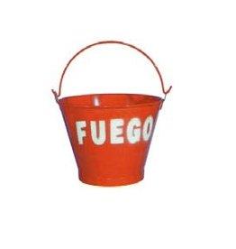 Golden Ship Fire bucket