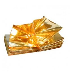 Golden Ship Warmte/koelte deken