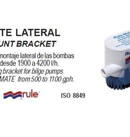 Side mount bracket