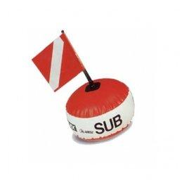 Golden Ship Inflatable buoy / dive marker