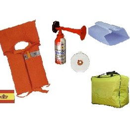 Golden Ship Safety set 4 or 6 life jackets 100NW
