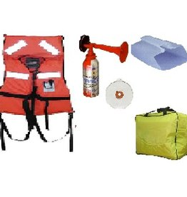 Golden Ship Safety set 4 or 6 life jackets 150NW