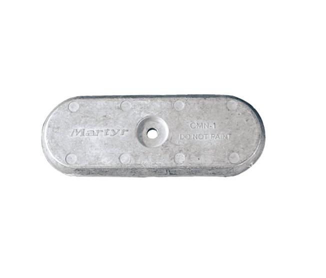 Blokanode zink/aluminium