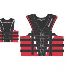 Obrien 4B Pro Ce Nylon Vest Red - Xxl (OB2142207)