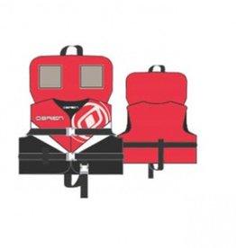 Obrien Infant/Child Ce Nylon Vest Red (OB2122200)