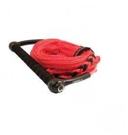 Wakeboard rope + handle