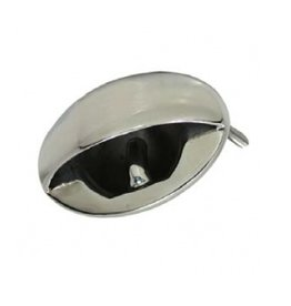 Golden Ship Water ski rope ring stainless steel hood style