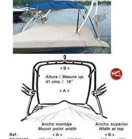 Taylor Made Persenning Wakeboard Tower 206-213Cm (TAY62187)