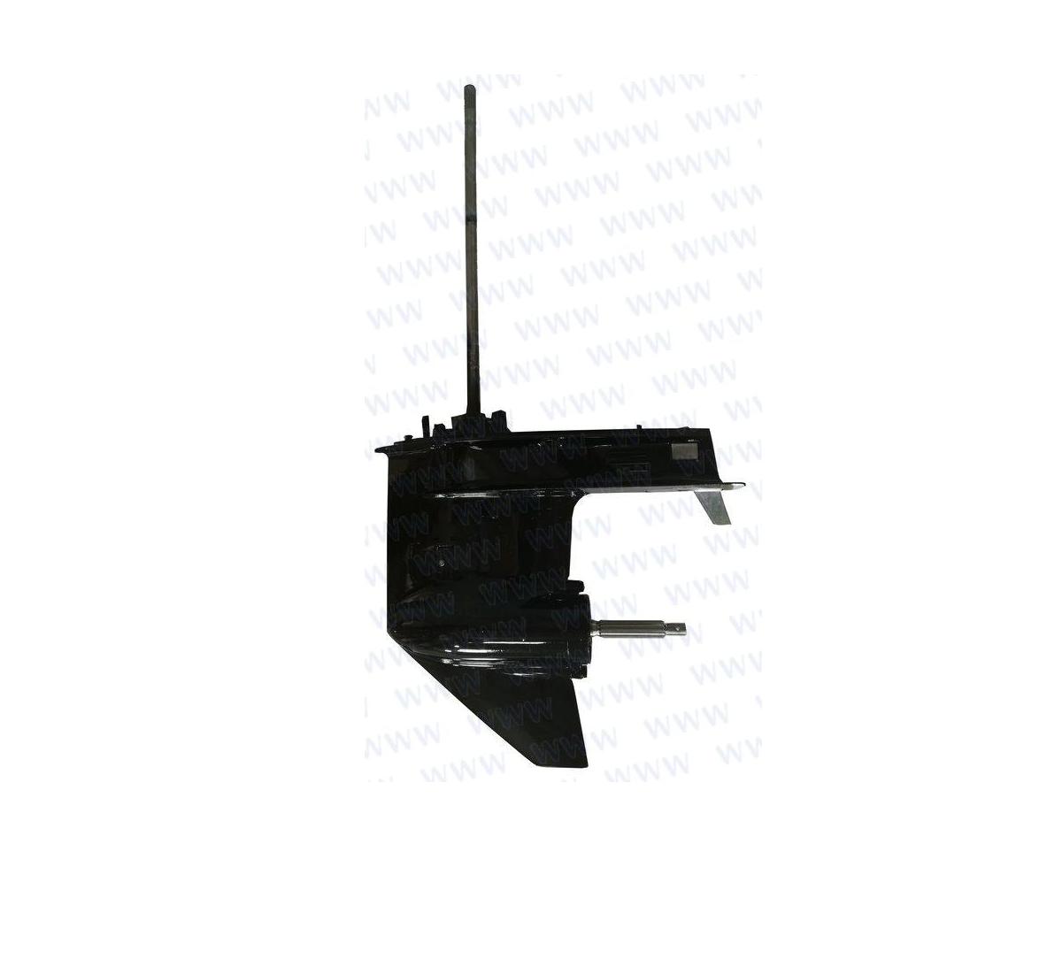 Yamaha/Parsun F50 & F60 LOWER CASING ASSY (69W-45300-00-4D, 69W-45300-00-8D, 69W-45300-01-8D)