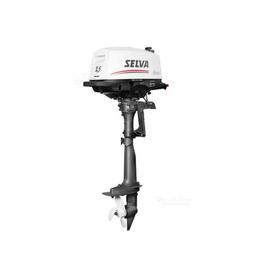 Selva Guppy 2.5 HP 4-stroke