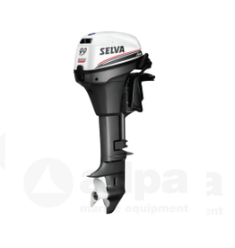 Selva Selva Pike 9.9 HP 4-stroke