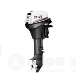 Selva Selva Pike 9.9PK 4 Takt