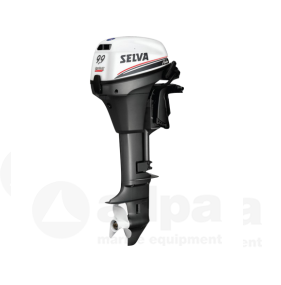 Selva Pike 9.9PK 4 Takt