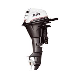 Selva Wahoo 20 HP 4-stroke