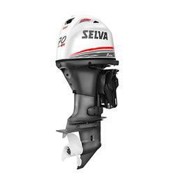 Selva Selva Murena 70 HP EFI 16V 4-stroke