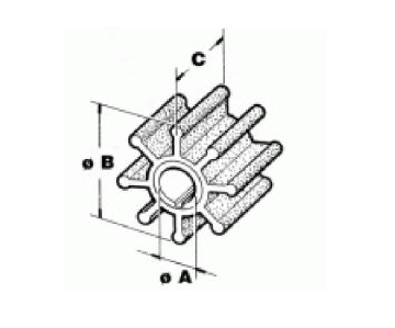 Mercury/Tohatsu 9,9/15/18 pk 2T, 15/18 pk 4T