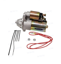 Protorque Mercruiser/Volvo/OMC/MasterCraft startmotor Ford 5.0L & 5.8L w/ 2 bolt 3854190, 841066, 50-69865A1