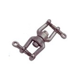 Golden Ship Jaw-jaw Swivel 6 to 16 mm stainless steel