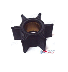 RecMar (8) Mercury Mariner IMPELLER (0.438 I.D.) 3.9, 4, 4.5, 6, 7.5, 9.8 HP (47-89980)