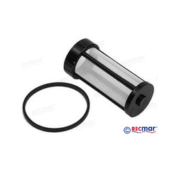 RecMar Mercury / Mariner Fuel filter 6 to 25 HP (35-87946Q3)