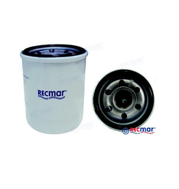 RecMar Mercury Mariner Oil filter 25 to 90 HP 4 stroke (35-822626Q2, 35-822626Q04, 35-822626K04)