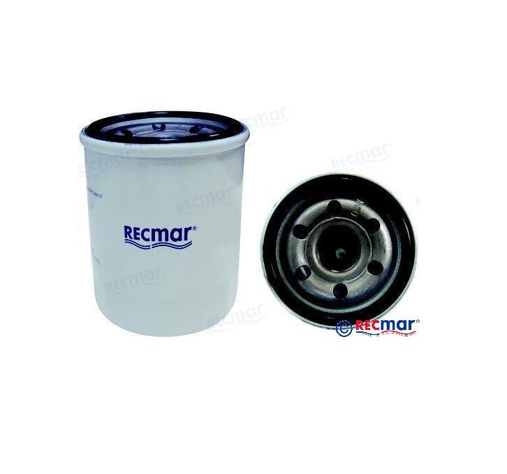 Mercury Mariner Oliefilter 25 t/m 90 PK 4-takt (35-822626Q2, 35-822626Q04, 35-822626K04)