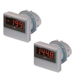 Digitale amp of volt meter