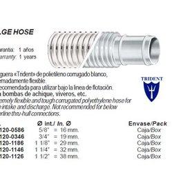 Bilge pomp slang vanaf 16 mm per 1 M