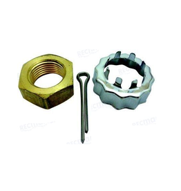 RecMar Volvo/Johnson/Evinrude/OMC Nut & Keeper (3850984, 398042, 5008966)