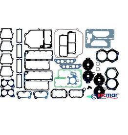 RecMar Gasket Set 85-115 PK 90° V4 Crossflow 78-94 (389556, 391300, 439085)