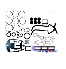 RecMar Gaskets Engine Set 150-175 HP V6 Loopcharged 91-99 (437155)