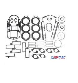 RecMar Powerhead Gasket Set 200/225/250 PK 90° V6 Loopcharged Carb. 94-01 (437725)