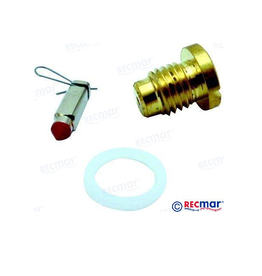 RecMar Johnson Evinrude Naald kit (378895, 395621, 678882)
